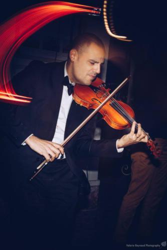 Violoniste Live
